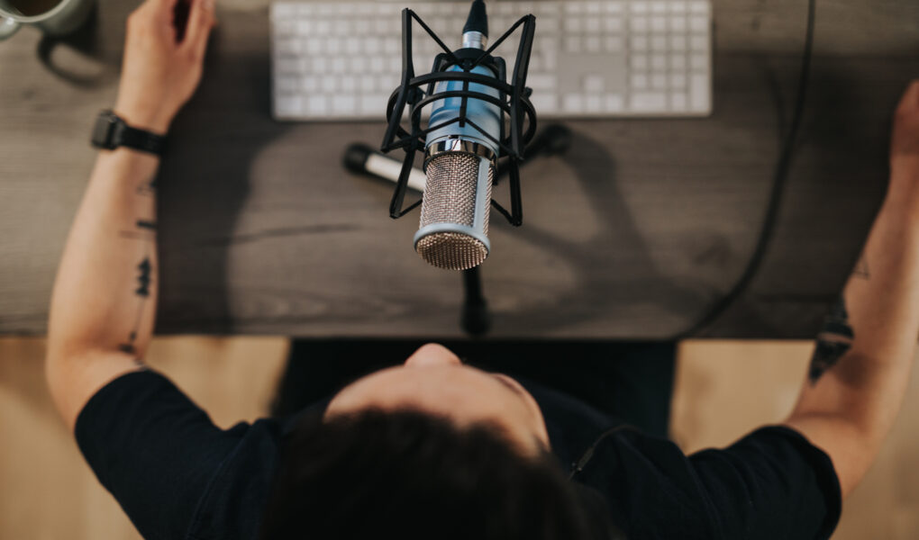 Ross Lowe on Pod Pit, the business podcast from Design Pit